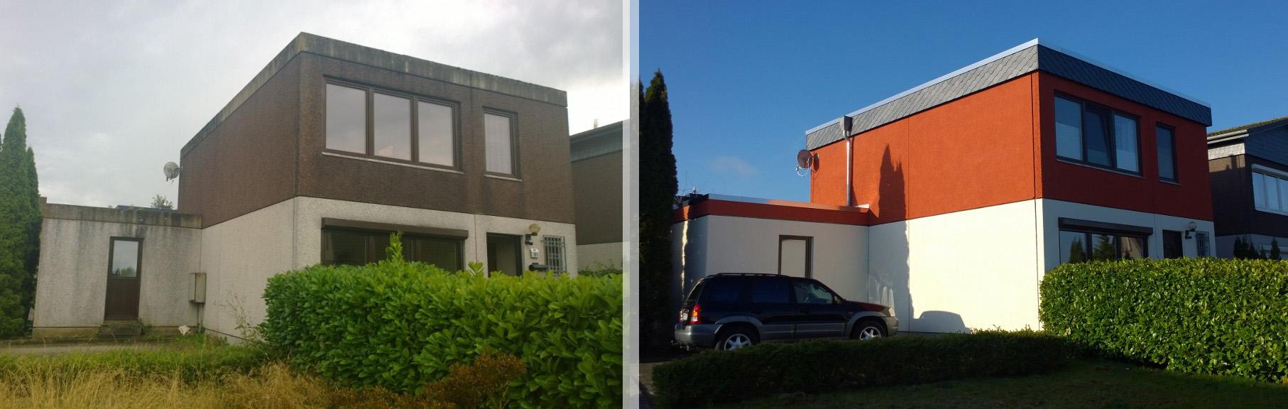 Haus Umbau Vorher Nachher Fotos Susanne Braun Speck